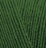 LANAGOLD FINE ALIZE (ЛАНАГОЛД ФАЙН АЛИЗЕ) 118 - зеленая трава