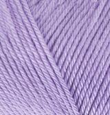 DIVA PLUS ALIZE (ДИВА ПЛЮС АЛИЗЕ) 158 - лавандово-лиловый