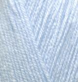 SEKERIM BEBE ALIZE (ШЕКЕРИМ БЭБИ АЛИЗЕ) 183 - светло-голубой
