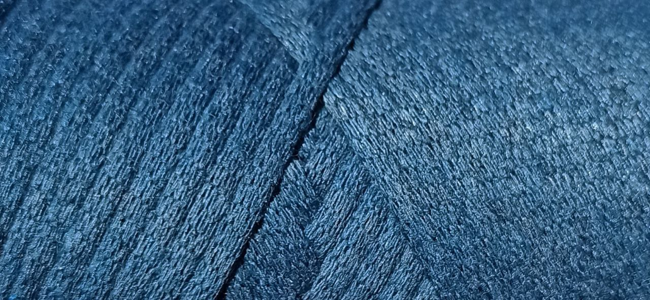 Maccaroni Cotton Filled 3 mm ( Маккарони Котон Фильд 3 мм) 31 - синий