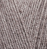 LANAGOLD FINE ALIZE (ЛАНАГОЛД ФАЙН АЛИЗЕ) 240 - коричневый меланж