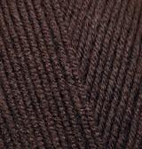 LANAGOLD FINE ALIZE (ЛАНАГОЛД ФАЙН АЛИЗЕ) 26 - коричневый