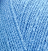 SEKERIM BEBE ALIZE (ШЕКЕРИМ БЭБИ АЛИЗЕ) 289 - тёмно-голубой