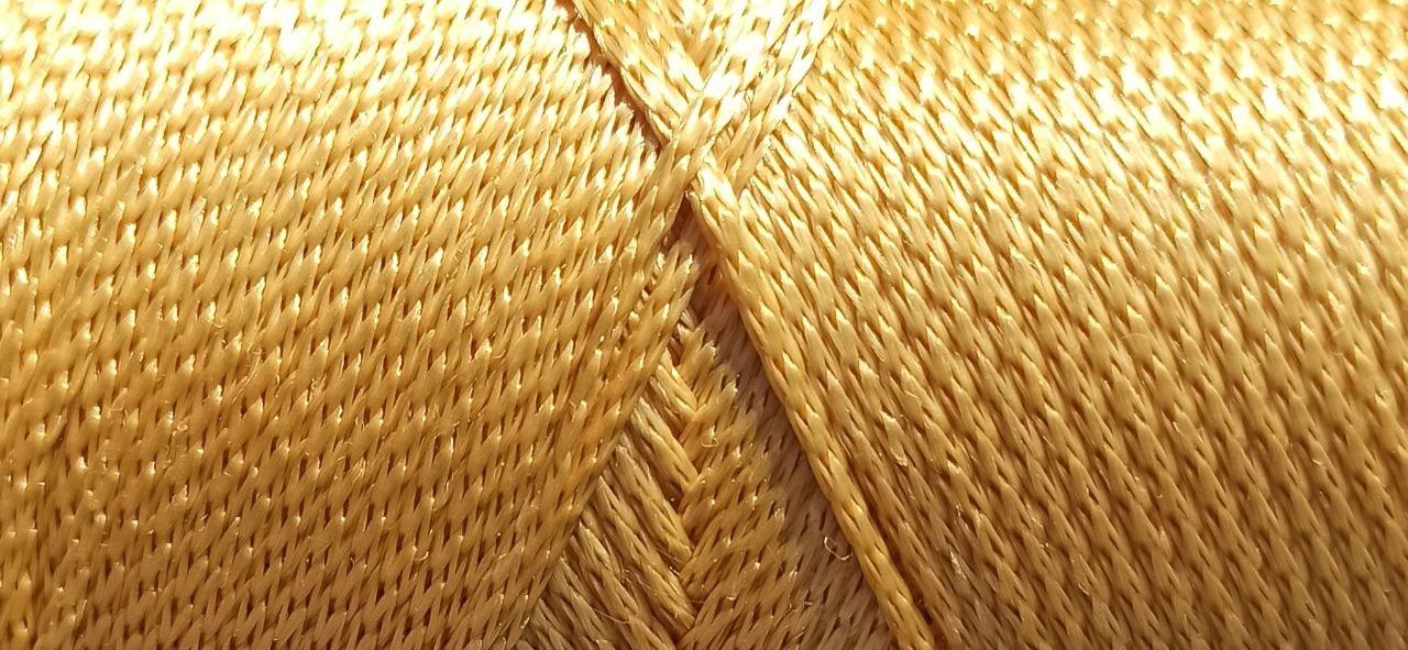 Macaroni PP Macrame ( Маккарони ПП Макраме) 56 - золото