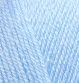 SEKERIM BEBE ALIZE (ШЕКЕРИМ БЭБИ АЛИЗЕ) 40 - голубой