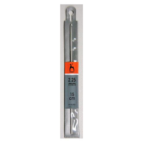 45202 PONY Крючок вязальный 2,25 мм 15 см, алюминий заказать в Минске со скидкой