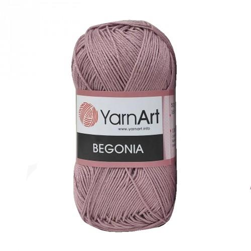 BEGONIA YARNART (БЕГОНИЯ ЯРНАРТ) 4931 - сухая роза