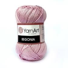 BEGONIA YARNART (БЕГОНИЯ ЯРНАРТ) 5049 - роза