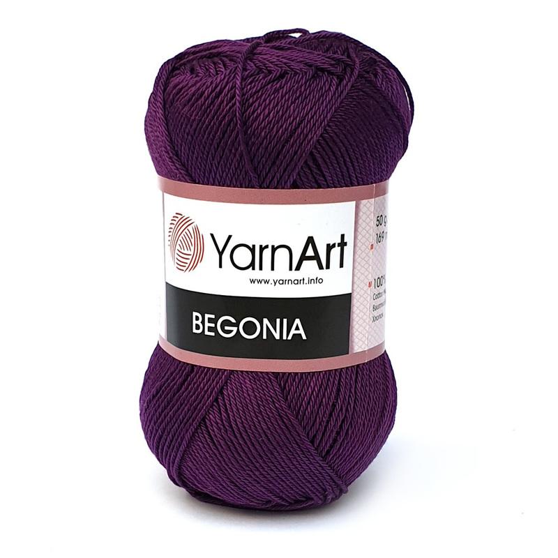 BEGONIA YARNART (БЕГОНИЯ ЯРНАРТ) 5550 - фиолетовый