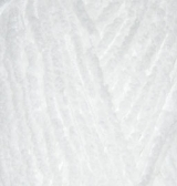 SOFTY ALIZE (СОФТИ АЛИЗЕ) 55 - белый