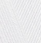 DIVA ALIZE (ДИВА АЛИЗЕ) 55 - белый