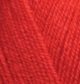 SEKERIM BEBE ALIZE (ШЕКЕРИМ БЭБИ АЛИЗЕ) 56 - красный