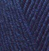 LANAGOLD FINE ALIZE (ЛАНАГОЛД ФАЙН АЛИЗЕ) 58 - темно-синий