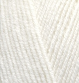 LANAGOLD FINE ALIZE (ЛАНАГОЛД ФАЙН АЛИЗЕ) 62 - молочный