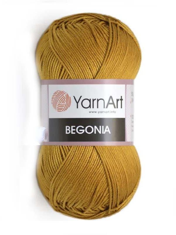 BEGONIA YARNART (БЕГОНИЯ ЯРНАРТ) 6340 - горчица