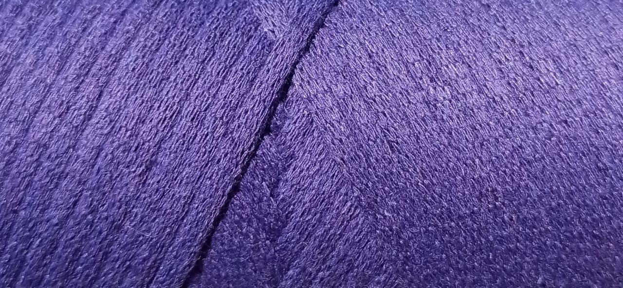 Maccaroni Cotton Filled 3 mm ( Маккарони Котон Фильд 3 мм) 36 - черника