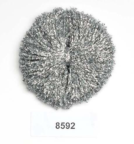 New Glitter Lana Gatto 8592 - серебро