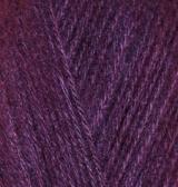 Alize Angora Gold (Ализе Ангора Голд) 111 - фиолетовый купить в Беларуси