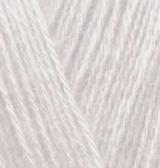 Alize Angora Gold (Ализе Ангора Голд) 168 - белая зима заказать в Беларуси