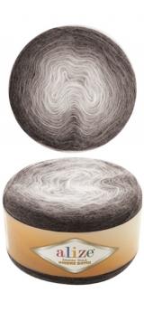 ALIZE ANGORA GOLD OMBRE BATIK (АЛИЗЕ АНГОРА ГОЛД ОМБРЕ БАТИК) 7267 - серый заказать в Беларуси