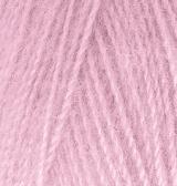 ALIZE ANGORA REAL 40 (АЛИЗЕ АНГОРА РЕАЛ 40) 185 - розовый купить в Беларуси по выгодной цене