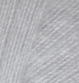 ALIZE ANGORA REAL 40 (АЛИЗЕ АНГОРА РЕАЛ 40) 21 - серый купить со скидкой в Беларуси