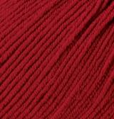 Alize Baby Wool   (Ализе Бэби Вул) 106 - темно-красный купить в Минске