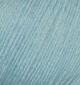 Alize Baby Wool   (Ализе Бэби Вул) 114 - мята заказать с доставкой в Минске