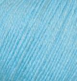 Alize Baby Wool   (Ализе Бэби Вул) 128 - морская вода заказать с доставкой в Беларуси