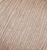 Alize Baby Wool   (Ализе Бэби Вул) 167 - беж купить в Беларуси