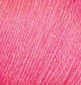 Alize Baby Wool   (Ализе Бэби Вул) 33 - темно-розовый заказать в Беларуси