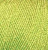 Alize Baby Wool   (Ализе Бэби Вул) 612 - фисташка купить с доставкой в Минске