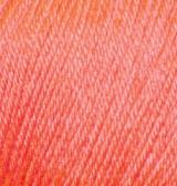 Alize Baby Wool   (Ализе Бэби Вул) 619 - коралловый купить в Минске со скидкой