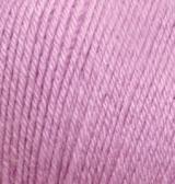 Alize Baby Wool   (Ализе Бэби Вул) 672 нежно-розовый заказать в Минске