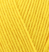 ALIZE COTTON GOLD (АЛИЗЕ КОТТОН ГОЛД) 110 - желтый заказать со скидкой в Беларуси