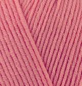 ALIZE COTTON GOLD (АЛИЗЕ КОТТОН ГОЛД) 33 - ярко-розовый купить с доставкой по Беларуси