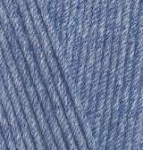 ALIZE COTTON GOLD (АЛИЗЕ КОТТОН ГОЛД) 374 - голубой меланж купить в Минске по низкой цене