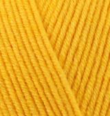 ALIZE COTTON GOLD FINE (АЛИЗЕ КОТТОН ГОЛД ФАЙН) 216 - желтый заказать в Беларуси со скидкой