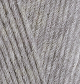 Alize Cotton Gold Hobby ( Ализе Коттон Голд Хобби) 21 - светло-серый купить с доставкой по Беларуси
