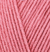Alize Cotton Gold Hobby ( Ализе Коттон Голд Хобби) 33 - тёмно-розовый купить по низкой цене в Минске
