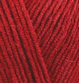 Alize Cotton Gold Hobby ( Ализе Коттон Голд Хобби) 56 - красный купить в Беларуси
