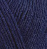 Alize Cotton Gold Hobby ( Ализе Коттон Голд Хобби) 58 - тёмно-синий купить в Минске по супер цене