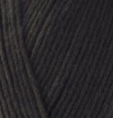 Alize Cotton Gold Hobby ( Ализе Коттон Голд Хобби) 60 - чёрный купить со скидкой в Беларуси