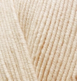 Alize Cotton Gold Hobby ( Ализе Коттон Голд Хобби) 67 - молочно-бежевый купить по лучшей цене в Минске
