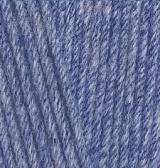 Alize Lanacoton ( Ализе Ланакотон) 374 - голубой меланж заказать по почте в Минске