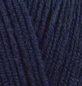 Alize Lanacoton ( Ализе Ланакотон) 58 - темно-синий купить с доставкой в Минске