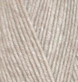 ALIZE LANAGOLD 800 (АЛИЗЕ ЛАНАГОЛД 800) 152 - бежевый меланж купить со скидкой в Беларуси