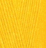 ALIZE LANAGOLD 800 (АЛИЗЕ ЛАНАГОЛД 800) 216 - желтый купить с быстрой доставкой в Минске