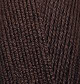 ALIZE LANAGOLD 800 (АЛИЗЕЛАНАГОЛД 800) 26 -коричневый купить в Беларуси со скидкой