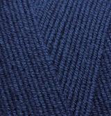 ALIZE LANAGOLD 800 (АЛИЗЕ ЛАНАГОЛД 800) 58 - темно-синий заказать с доставкой в Минске